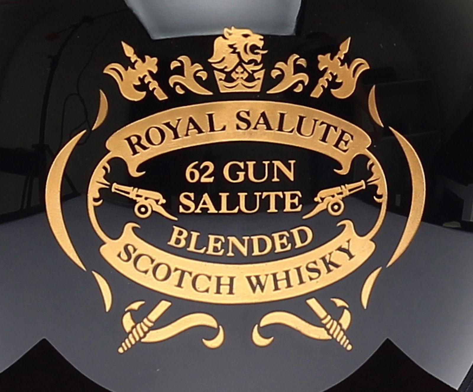 Chivas Regal 62 Jahre Royal Salute aus Schottland im