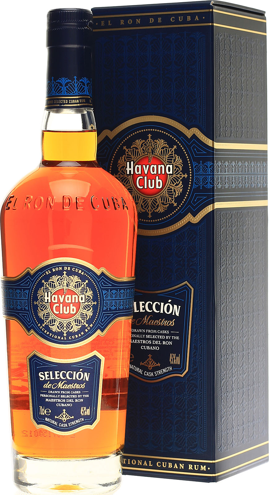 Havana Club Seleccion Maestros Rum aus Kuba hier günstig