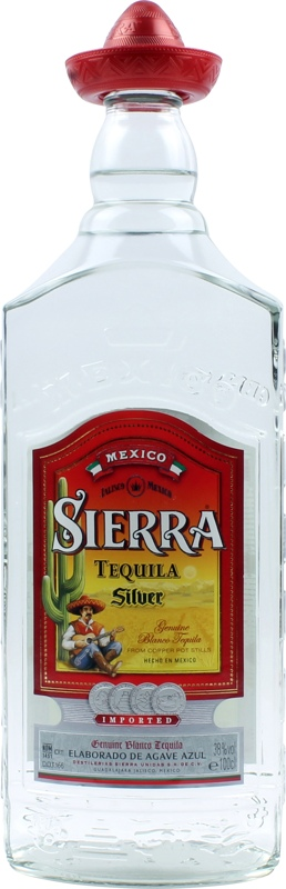 Tequila Silver Preis